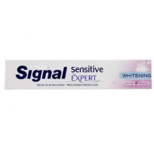 SIGNAL Sensitive Expert Whitening 75ml
