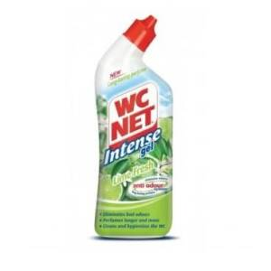 WC NET Intense lime fresh 750ml