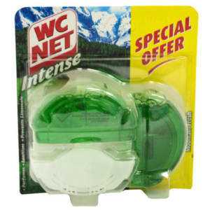 WC Net Bloc liquide Mountain Fresh+Recharge