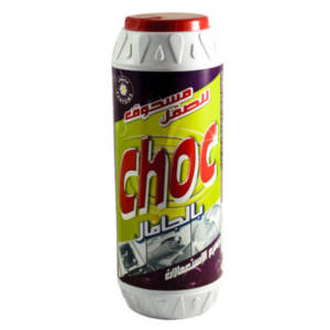 CHOC Poudre à récurer javellisant 500g