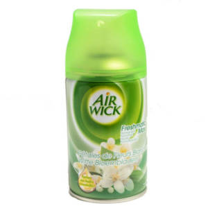 Air Wick Recharge Freshmatic Max Pétales de fleurs blanches 250ml